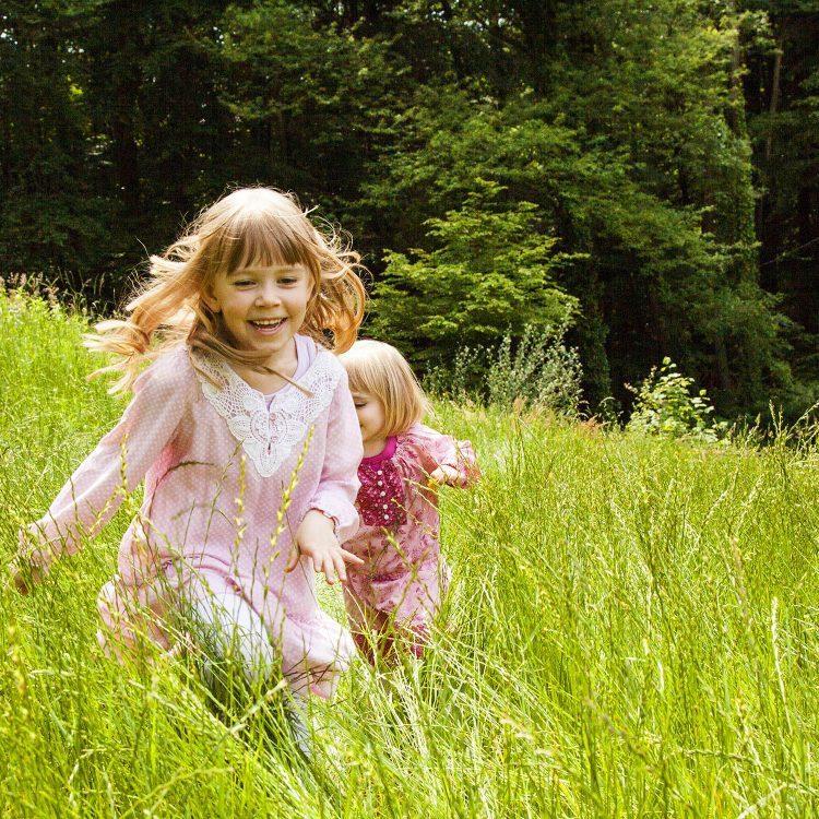 Fotos Kinder von Fotografin machen lassen