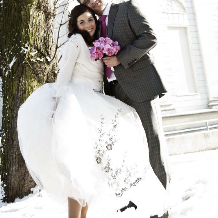 Brautpaar fotografieren Wien